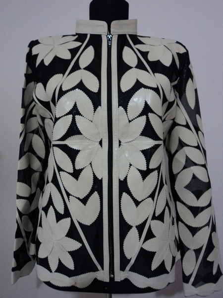 Click to See Available Colours of Desing 03 Leather Leaf Jackets